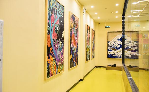 少儿美术加盟行业市场前景可观,发展稳定