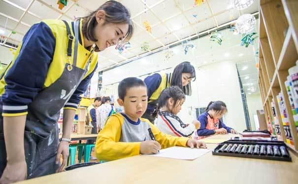 美术教育行业加盟未来发展会稳定上升吗