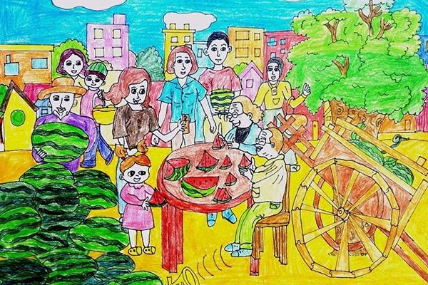卫斯塔美术会满足各个年龄层孩子的教学需求吗?