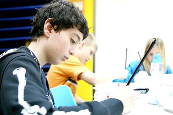 孩子学画画要注意什么?卫斯塔告诉你答案