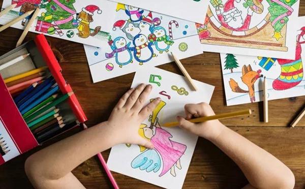 卫斯塔少儿美术的教学能让孩子们喜欢吗