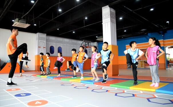 体育锻炼教育项目还能塑造儿童性格