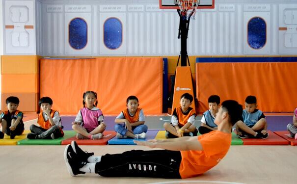 少儿体能培训的作用?为什么推荐孩子来上体能课